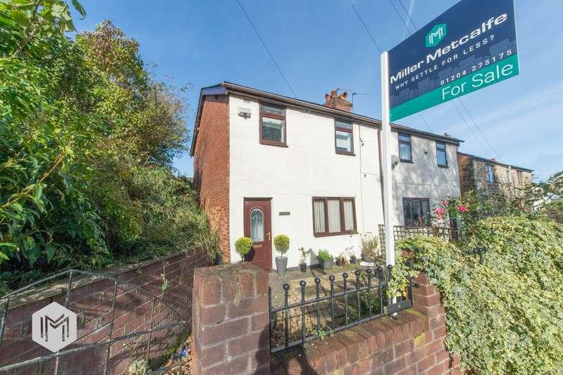 3 Bedrooms House for sale in Whitehall Lane, Blackrod, Bolton, BL6