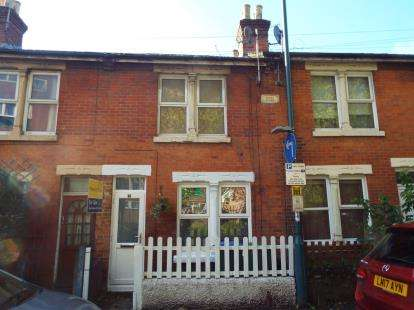 2 Bedrooms Terraced House for sale in Kent Street, Southampton, Hampshire