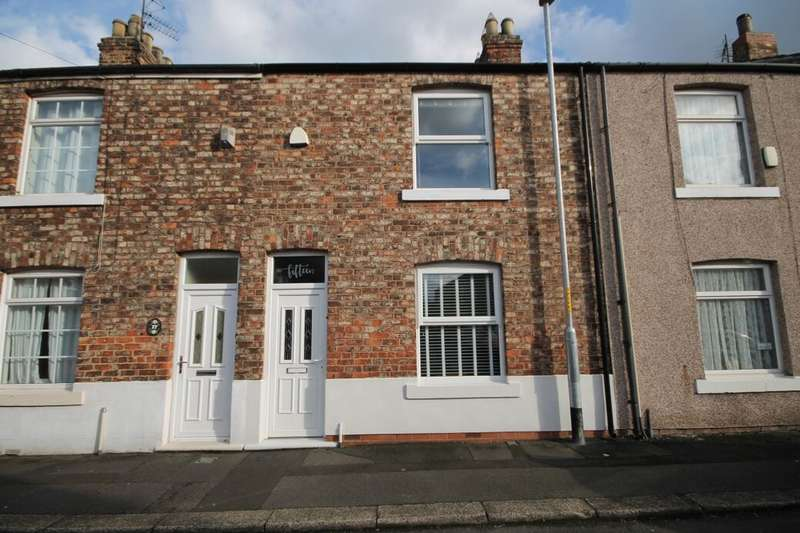2 Bedrooms Terraced House for rent in Myrtle Road, Eaglescliffe, Stockton-On-Tees, TS16