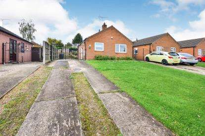 2 Bedrooms Bungalow for sale in Fackley Way, Stanton Hill, Nottinghamshire, Notts