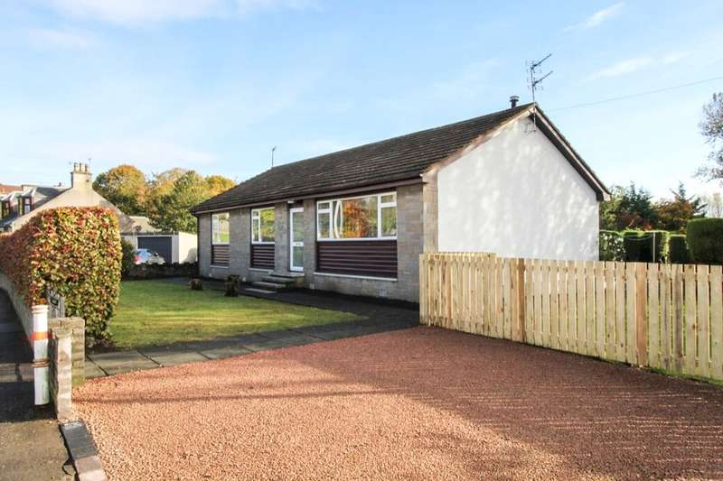 3 Bedrooms Detached Bungalow for sale in Cupar Road, Kennoway, Leven, KY8