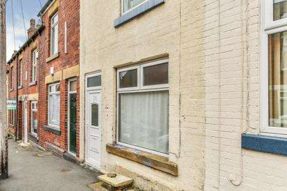 3 Bedrooms Terraced House for sale in Warwick Street, Sheffield, South Yorkshire