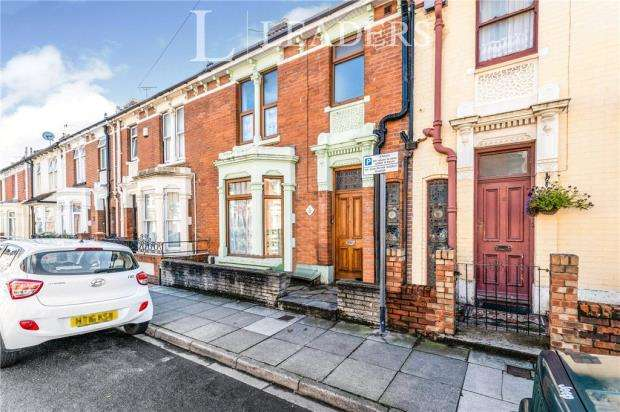 5 Bedrooms Terraced House for sale in Sandringham Road, Portsmouth