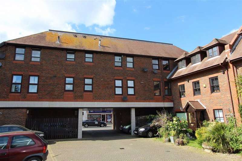 2 Bedrooms Flat for sale in Whitefield Road, New Milton, Hampshire