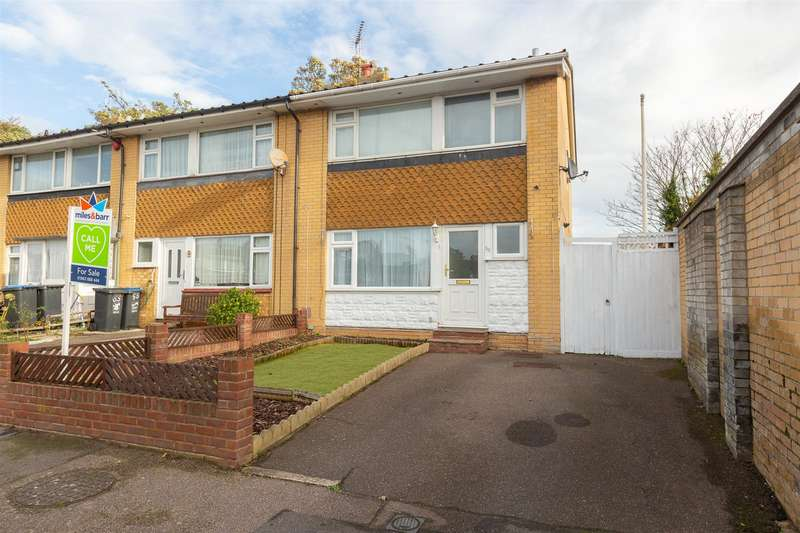 3 Bedrooms End Of Terrace House for sale in Yew Tree Gardens, Birchington