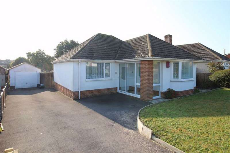 2 Bedrooms Detached Bungalow for sale in New Milton, Hampshire
