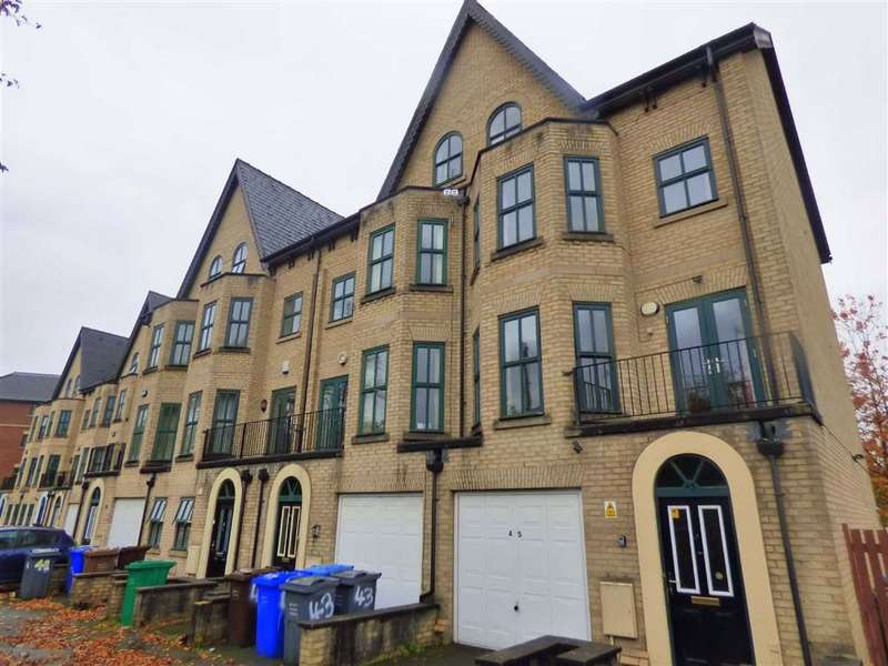 7 Bedrooms End Of Terrace House for sale in Denison Road, Victoria Park, Manchester, M14