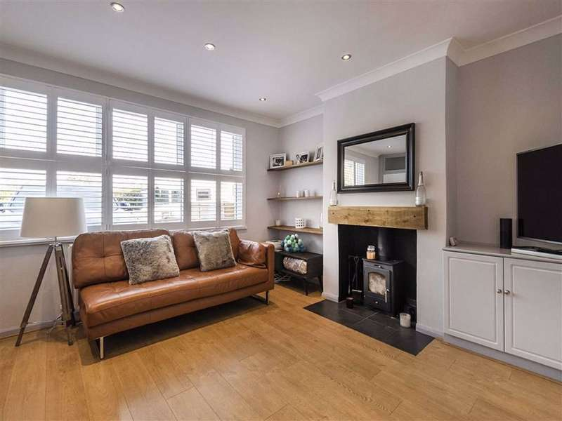 3 Bedrooms Terraced House for sale in Westfield Cottage, Cudham, TN14
