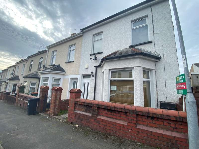 3 Bedrooms End Of Terrace House for sale in Arundel Road, Newport