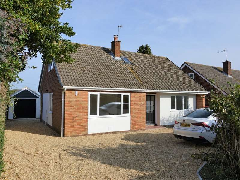 4 Bedrooms Detached House for sale in Fern Road, Hythe