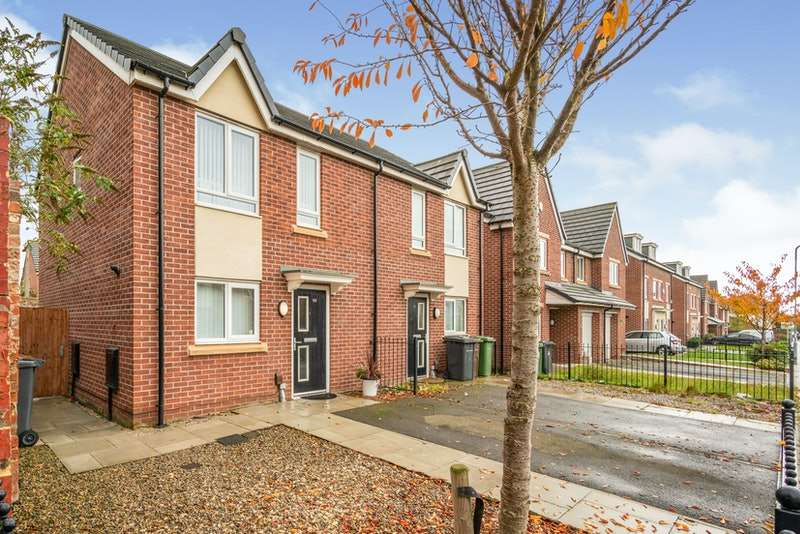2 Bedrooms Semi Detached House for sale in Hertford Road, Bootle, Merseyside, L20