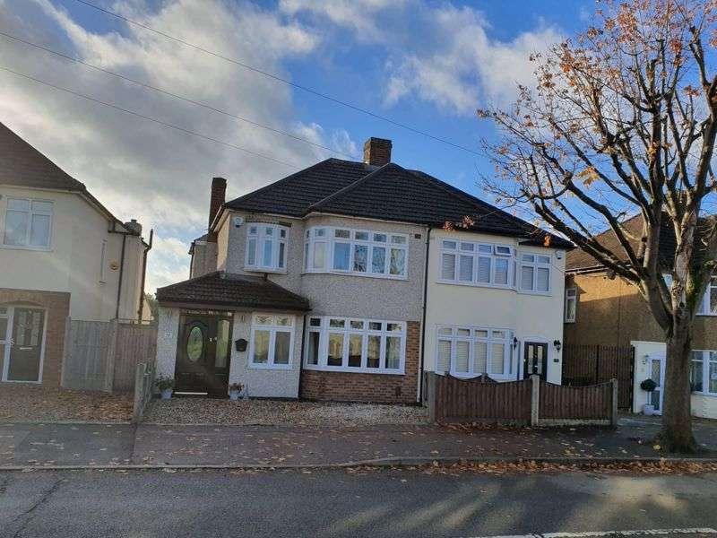 3 Bedrooms Property for sale in Ashvale Gardens, Upminster