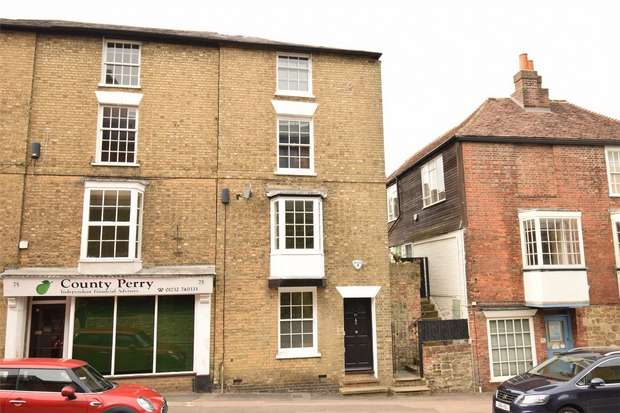 3 Bedrooms End Of Terrace House for sale in London Road, Sevenoaks, Kent