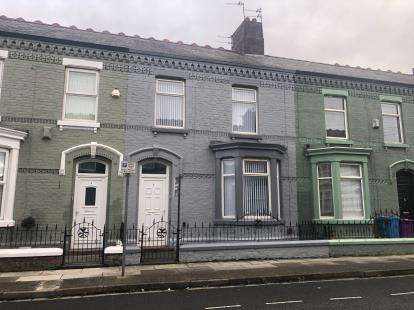 3 Bedrooms Terraced House for sale in Gertrude Road, Anfield, Liverpool, Merseyside, L4