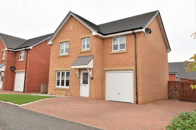4 Bedrooms Detached House for sale in Creston Wynd, Motherwell, ML1