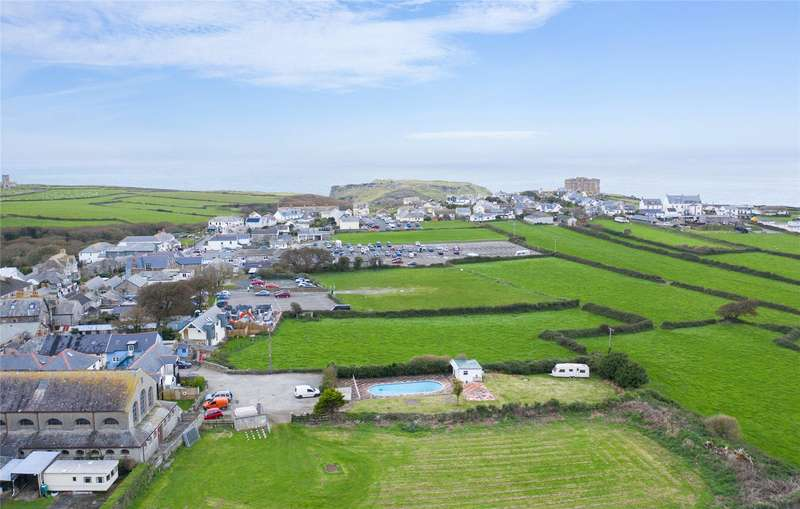 4 Bedrooms Plot Commercial for sale in Fore Street, Tintagel, Cornwall, PL34