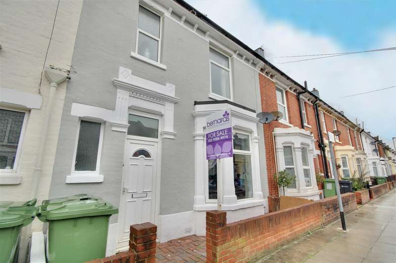 5 Bedrooms Terraced House for sale in Alverstone Road, Southsea