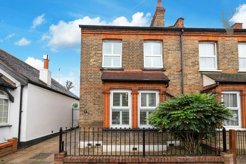 2 Bedrooms Semi Detached House for sale in Brunel Road, Woodford Green