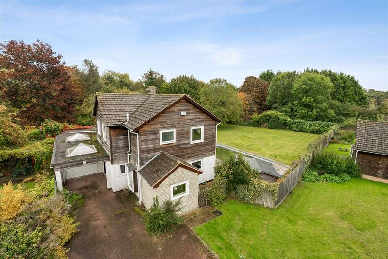 5 Bedrooms Detached House for sale in Colets Orchard, Otford, Sevenoaks, Kent, TN14