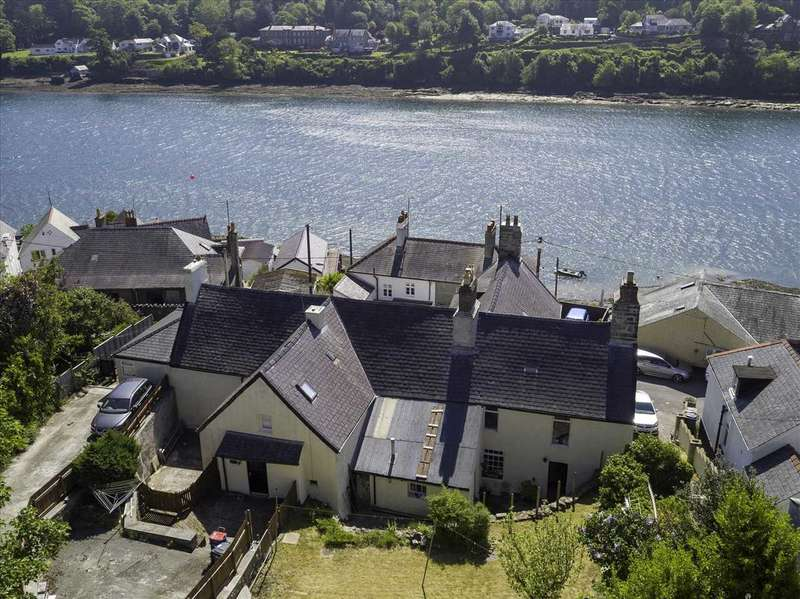 5 Bedrooms Detached House for sale in The Cambria, Cambria Road, Menai Bridge