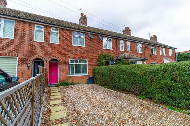 2 Bedrooms Terraced House for sale in Heath Road, Lexden, Colchester CO3