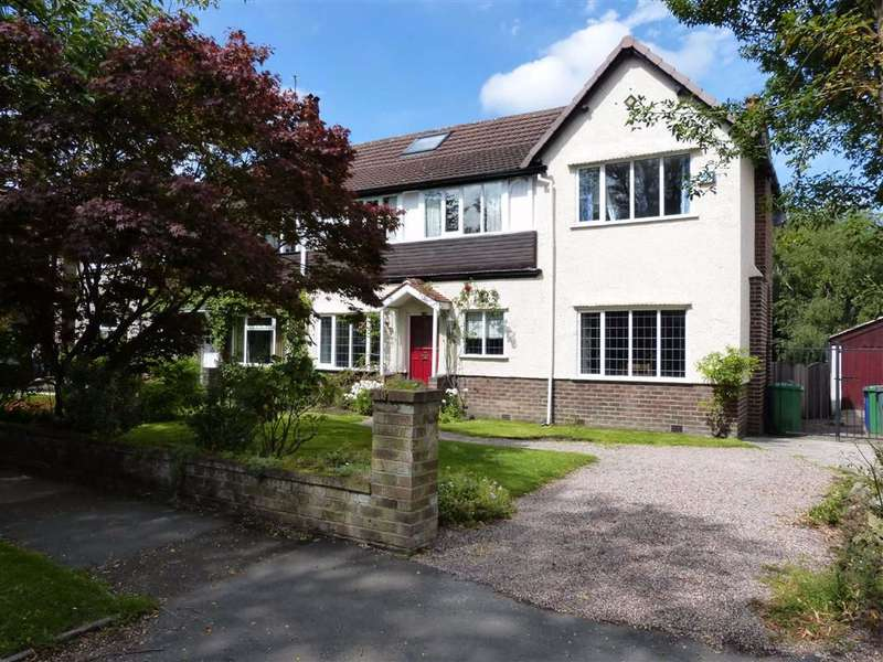 5 Bedrooms Semi Detached House for sale in Claude Road, Chorltonville
