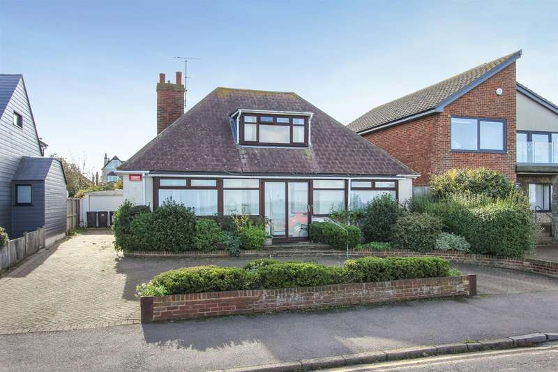 3 Bedrooms Detached Bungalow for sale in Marine Parade, Whitstable