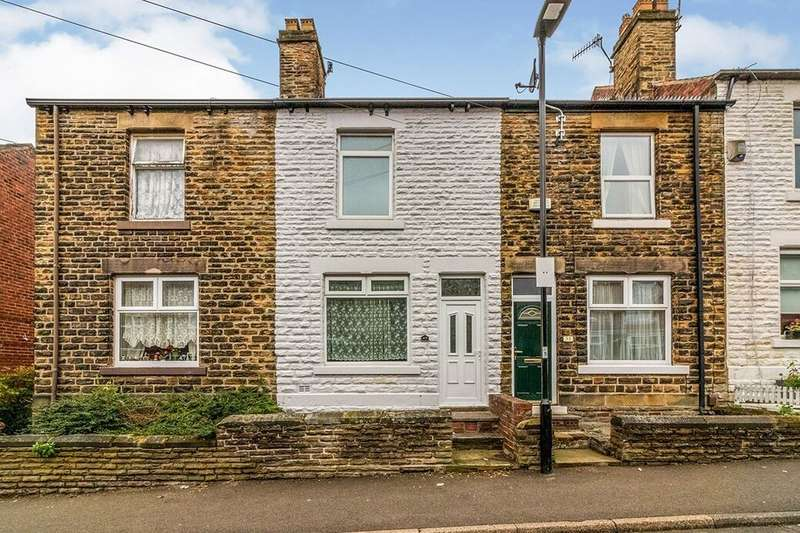 3 Bedrooms Terraced House for rent in Parson Cross Road, Sheffield, S6
