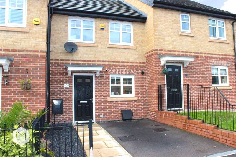 2 Bedrooms Terraced House for sale in Gibfield Park Avenue, Atherton, Manchester, M46