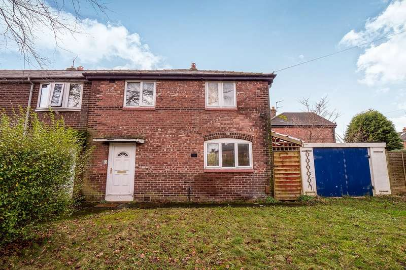 3 Bedrooms End Of Terrace House for sale in Brayside Road, Manchester, Greater Manchester, M20