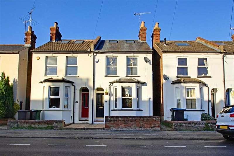3 Bedrooms Semi Detached House for sale in Kingsland Road, BOXMOOR