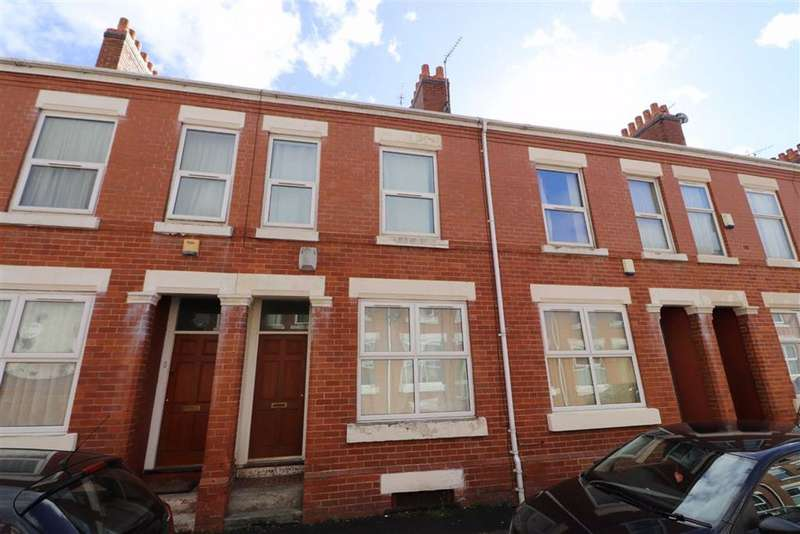 3 Bedrooms Terraced House for sale in Vernon Street, Old Trafford, Trafford, M16