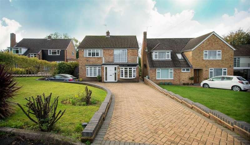 4 Bedrooms Detached House for sale in Folly Close, Radlett, Radlett