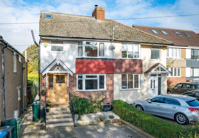 4 Bedrooms Semi Detached House for sale in Anchor Lane, Boxmoor