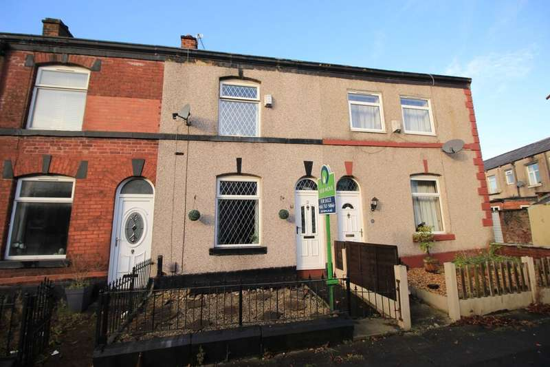2 Bedrooms Property for sale in Brookshaw Street, Bury, BL9