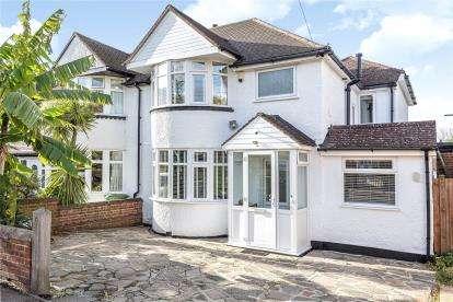 4 Bedrooms Semi Detached House for sale in Lovibonds Avenue, Orpington