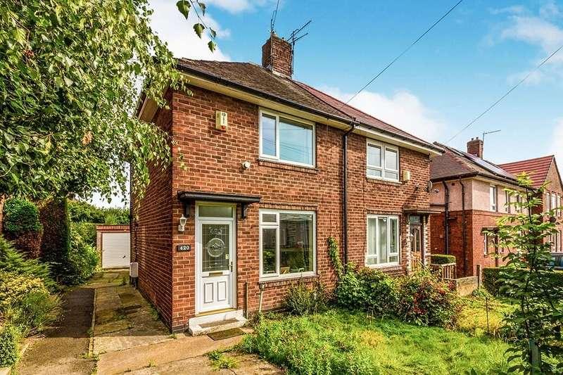2 Bedrooms Terraced House for rent in Deerlands Avenue, Sheffield, S5