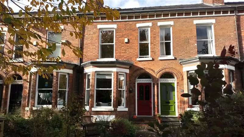 5 Bedrooms Terraced House for sale in Tatton View, Didsbury, Manchester, M20