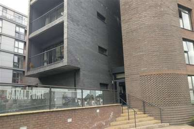 2 Bedrooms Flat for rent in Canal Point, New Islington, M4