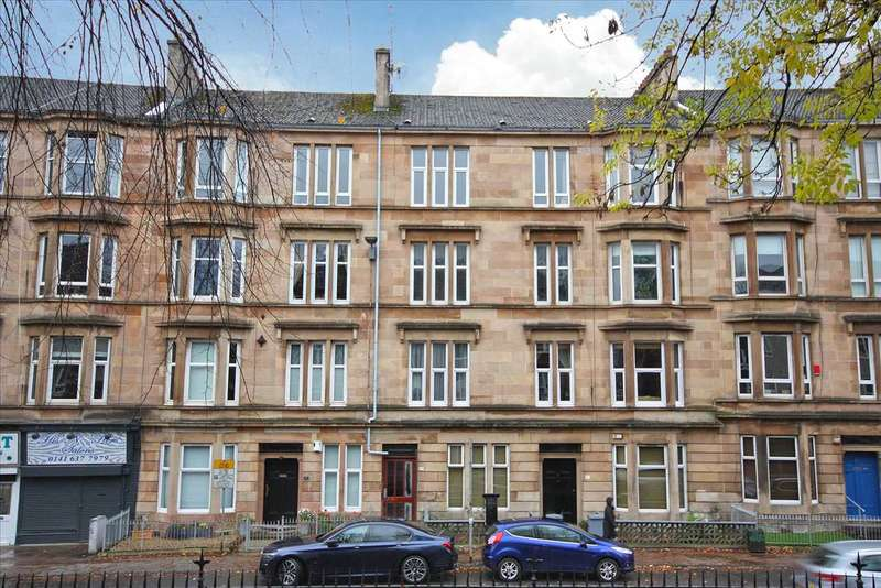 3 Bedrooms Flat for sale in Clarkston Road, Cathcart, Glasgow