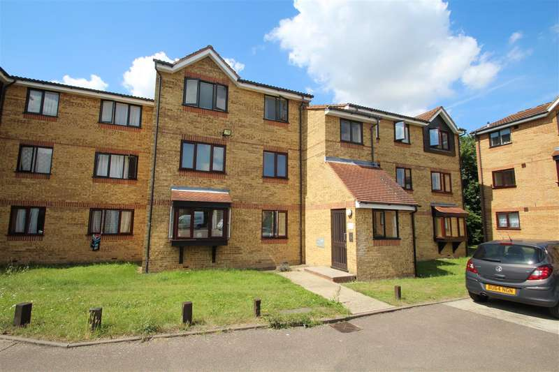 1 Bedroom Apartment Flat for rent in Redford Close, Feltham