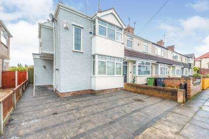 3 Bedrooms Semi Detached House for sale in Buttermere Gardens, Liverpool, Merseyside, L23