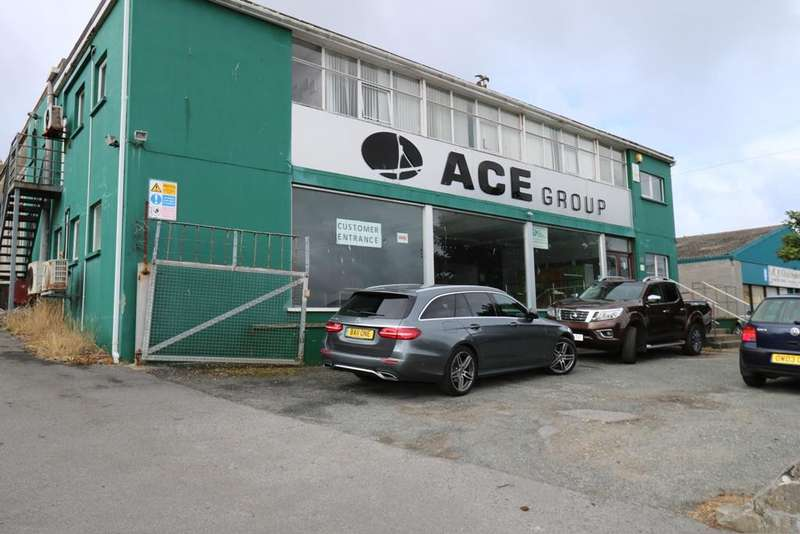 Commercial Property for sale in Quarry Park Road, Ace Engineering, Quarry Park Road, Newquay, Newquay