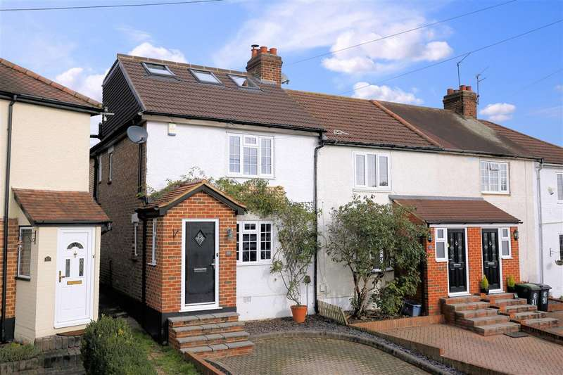 4 Bedrooms End Of Terrace House for sale in Charles Street, Epping