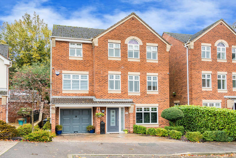 5 Bedrooms Detached House for sale in Rose Hill View, Mosborough