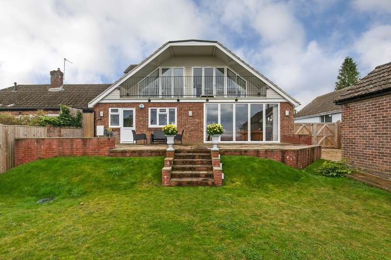 4 Bedrooms Chalet House for sale in Stavedown Road, South Wonston, Winchester, SO21