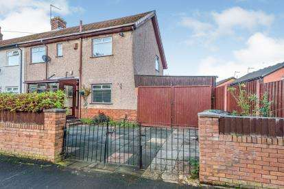 3 Bedrooms Semi Detached House for sale in Beach Road, Litherland, Liverpool, Merseyside, L21