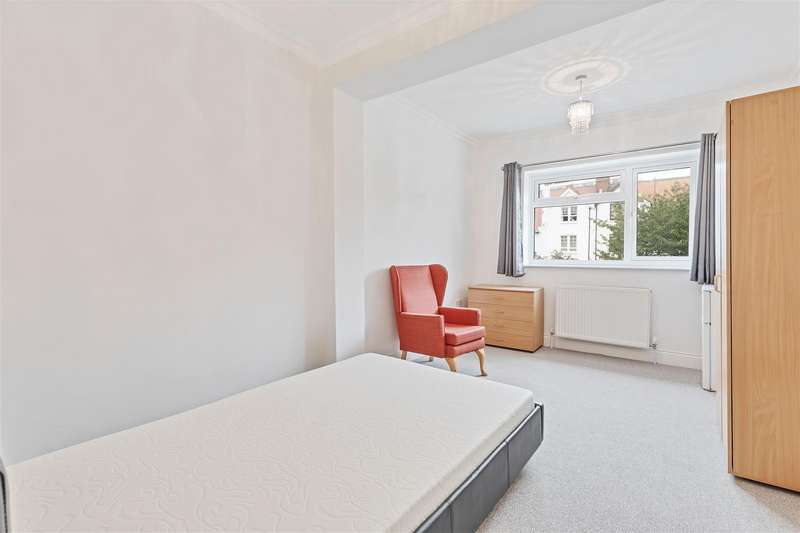 1 Bedroom Studio Flat for rent in Sackville Road, Hove