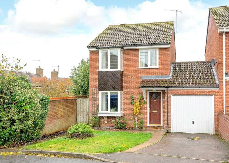 3 Bedrooms Link Detached House for sale in Ramson Rise, Hemel Hempstead