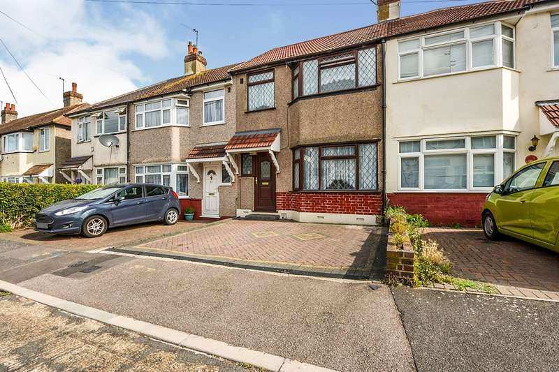 3 Bedrooms House for sale in Savoy Road, Dartford, Kent, DA1
